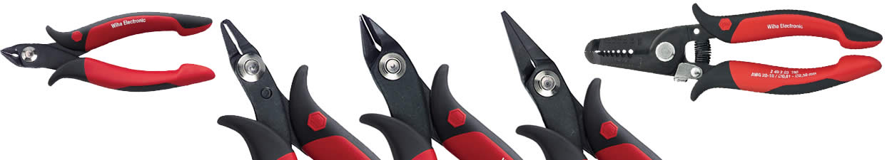 Precision Electronic Pliers/Cutters