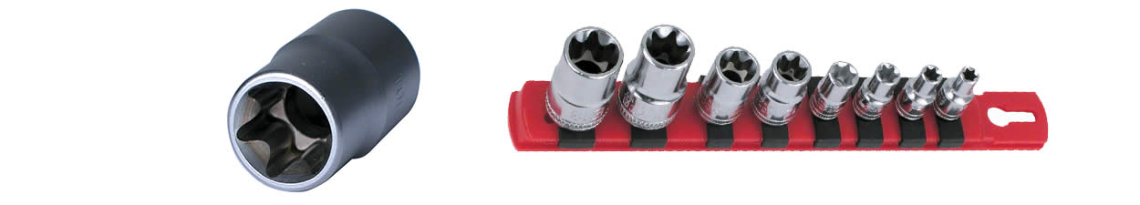 External Torx Sockets