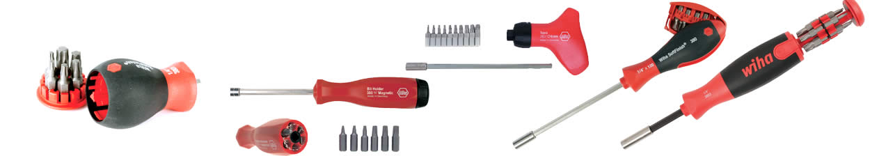 Multi-Bit Torx Screwdrivers