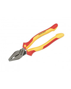 """Insulated Industrial High Leverage Combination Pliers 8"""""""