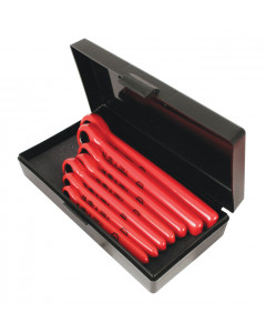 Insulated Ratchet Wrench 7 Piece Metric Set