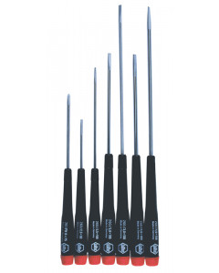 Precision Slotted/Phillips Screwdrivers 7 Piece Set