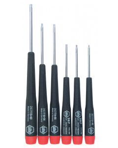 Precision Torx® Screwdriver 6 Piece Set T6-T15