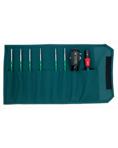 TorqueControl 8 Piece Torx® Blade Set in Canvas Pouch