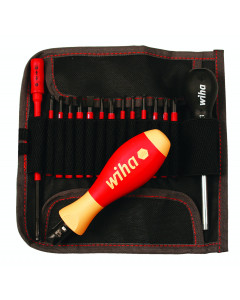Insulated TorqueControl with SlimLine Blades 16 Piece Set