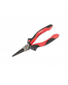 Industrial Soft Grip Long Round Nose Pliers 6.3""