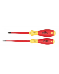 2 Piece Insulated SoftFinish® SlimLine Screwdriver Set