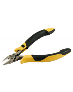 ESD Safe Precision Flush Cutting Mini Diagonal Cutters 5.25""
