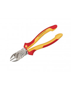 "Insulated BiCut SuperCut  Compound 8"" Cutter Chrome Finish"