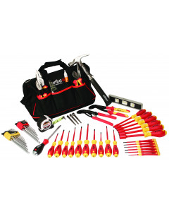 Master Electrician's Tool Set 59-Piece