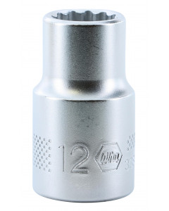 "1/2"" Drive Socket, 12 Point, 12.0mm"