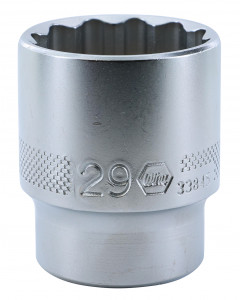 "1/2"" Drive Socket, 12 Point, 29.0mm"