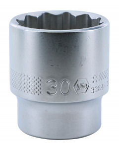 "1/2"" Drive Socket, 12 Point, 30.0mm"