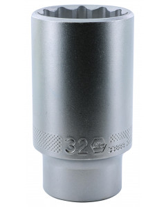 "1/2"" Drive Deep Socket, 12 Point, 32.0mm"