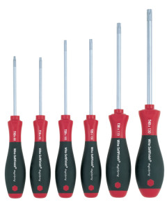SoftFinish® MagicSpring Torx® Screwdriver 6 Piece Set