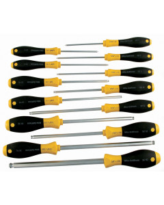 MagicRing® Ball End Inch Screwdriver 13 Piece Set