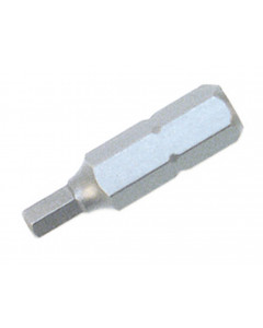 Hex Metric Insert Bit 25mm