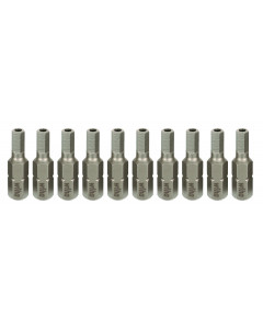 Security Hex Metric Insert Bit