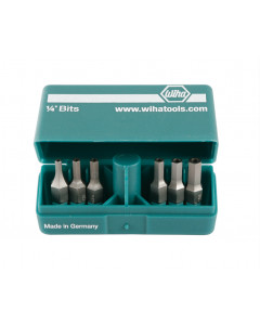 Security Hex Inch Insert Bits PokitPak