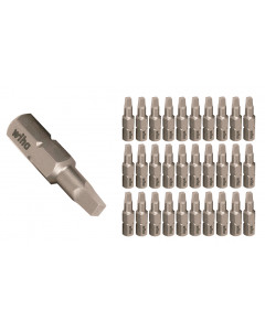 Square Contractor Bits #3 Bulk Pack of 30 Bits