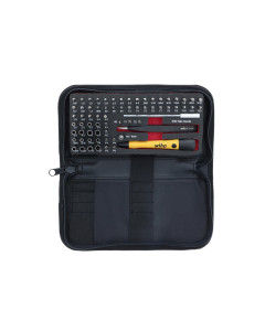 ESD Safe Micro Bit Set 68 Pc. with ESD Safe Tweezers