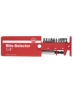 Slotted/Phillips/Square Bit Selector