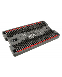 Precision Tool Tray 51 Piece Set