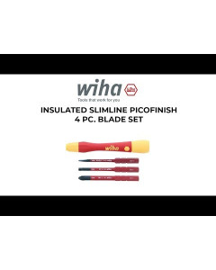 4 pc Insulated SlimLine Picofinish Set