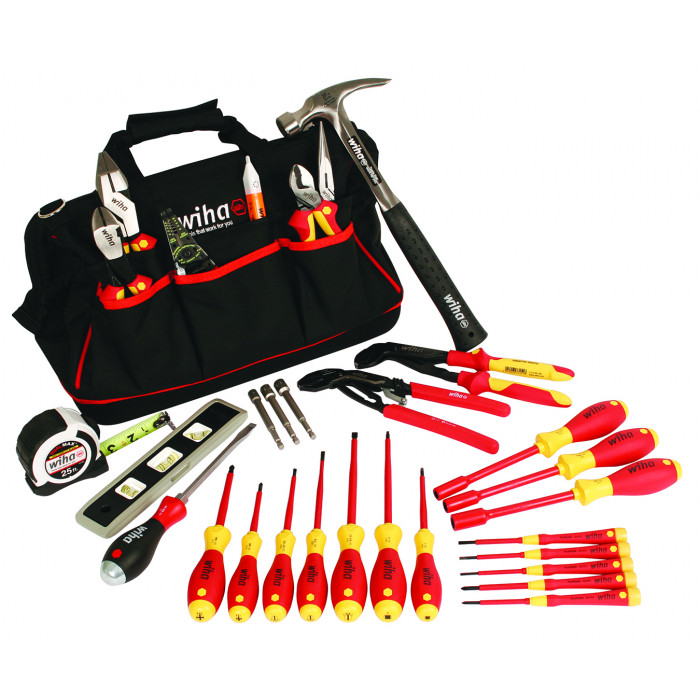 Journeyman's Tool Set 30-Piece