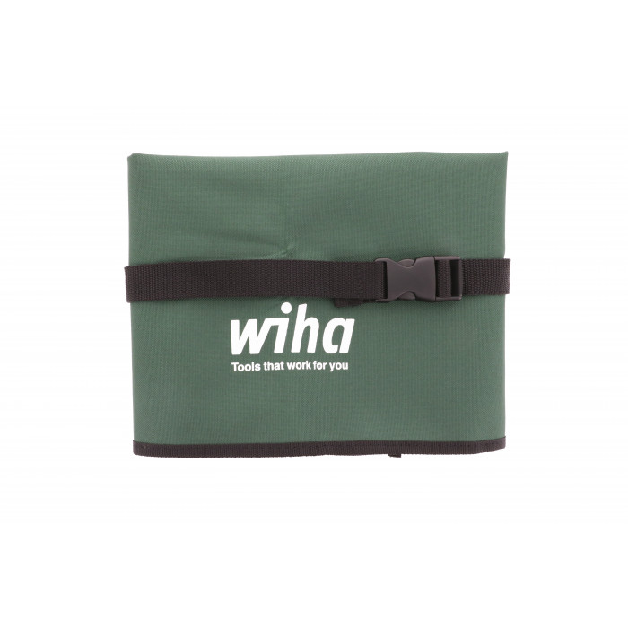 Pouch Green Canvas 8 Position