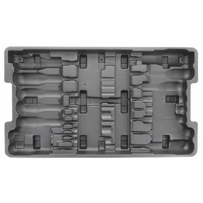 Molded Tray for Insulated Drivers