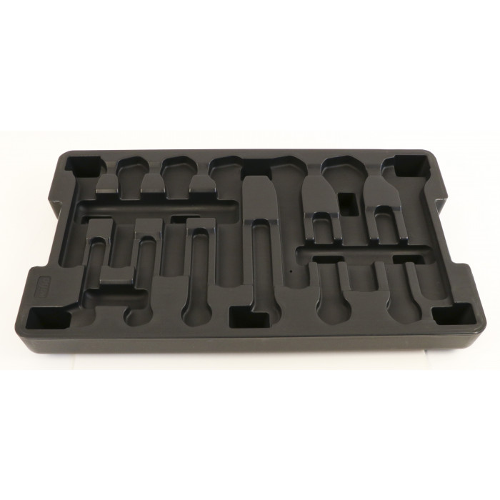 Molded Tray for Insulated Spanners