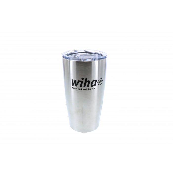 Wiha Stainless Steel 18 oz Mug