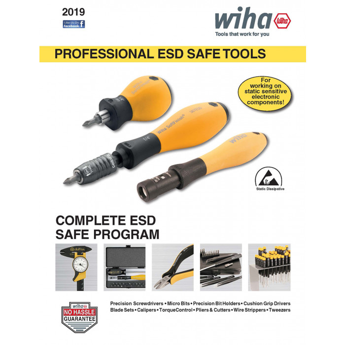 ESD Safe Tools Catalog