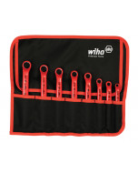 Insulated Deep Offset Wrench 8 Piece Inch Set