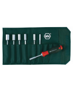 Drive-Loc VI Inch Nut Drivers in Pouch 8 Piece Set