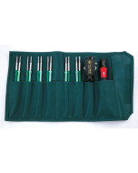 TorqueControl 14 Piece Torx®/TorxPlus® Blade Set in Canvas Pouch
