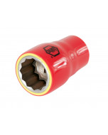 "Insulated Inch Sockets 1/2"" Drive"