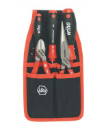 5 Piece Classic Grip Pliers and SoftFinish® Screwdriver Belt Set