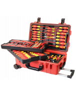 Insulated 80 Piece Set In Rolling Tool Case