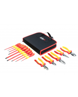 Insulated Pliers/Cutters/Scewdrivers 14 Piece Set