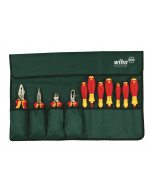 Insulated Industrial Pliers and Screwdrivers 11 Piece Set