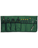 26 Piece ESD Safe Set -2 Pliers, Cutter and Stripper, 5 ESD Precision Screwdrivers, MicroBits with Handle and ESD Safe Tweezers