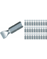 Slotted Insert Bit Contractor Grade 30 Pack