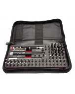 Master Tech Micro Bit  68 Pc. Set In Travel Case