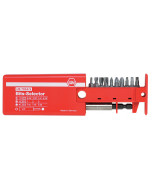 12 Piece Bits-Selector and Magnetic Bit Holder Set