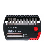 11 Piece XSelector and Magnetic Bit Holder Set