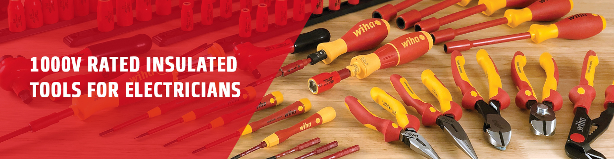 Insulated Tools For Electricians