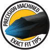 Precision Machined Tips