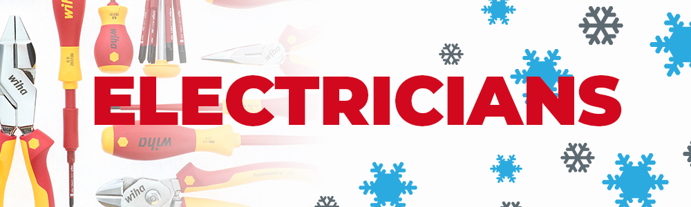 Electricians Tools for the Holidays